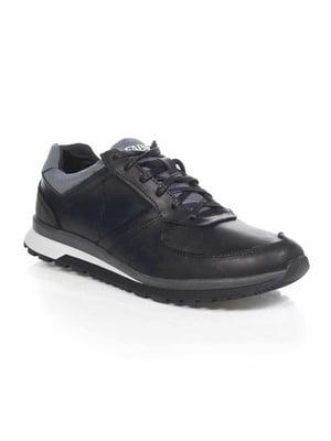 Кросівки чорно-сірі   4893639