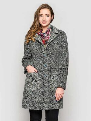 Пальто серое | 4910205