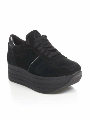 Кроссовки черные   4904038
