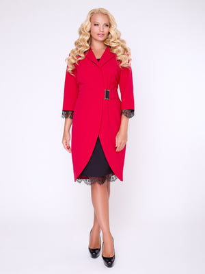 Сукня червона | 4913058