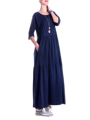 Сукня синя | 4913090