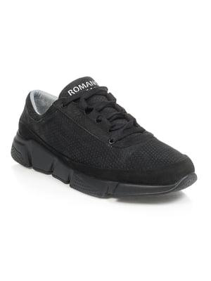 Кроссовки черные | 4902493