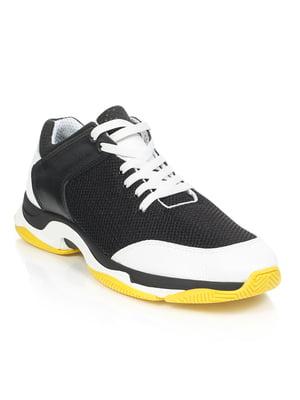 Кроссовки черно-белые | 4902494