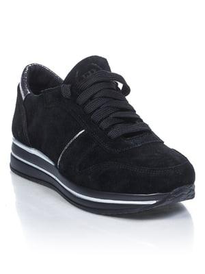 Кросівки чорні | 4904029