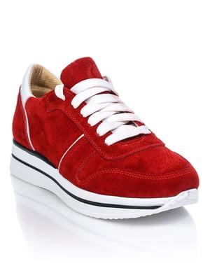 Кросівки червоні   4904094