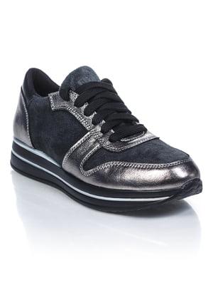 Кросівки двоколірні | 4904030