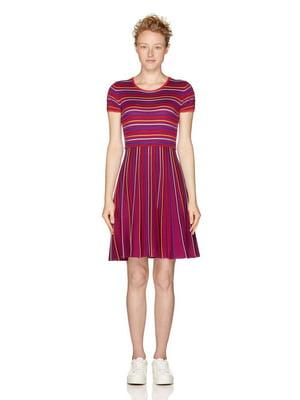Платье в полоску | 4913987
