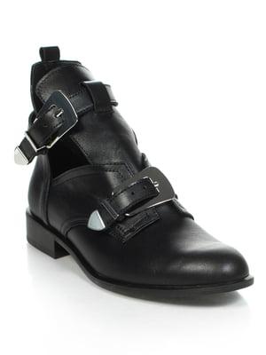 Ботинки черные | 4909548