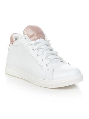 Кеди біло-рожеві | 4912350