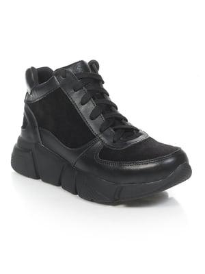 Кросівки чорні | 4912361