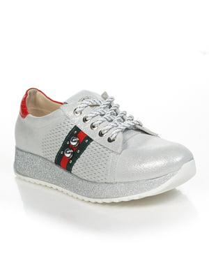Кросівки світло-сірі | 4892060