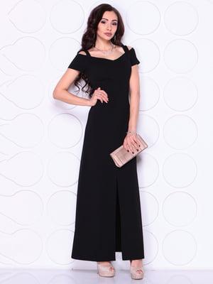 Платье черное | 4914302