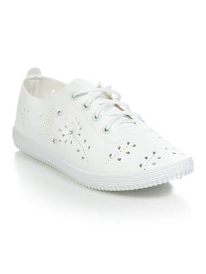 Кеди білі | 4912916