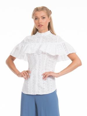 Блуза белая | 4302416