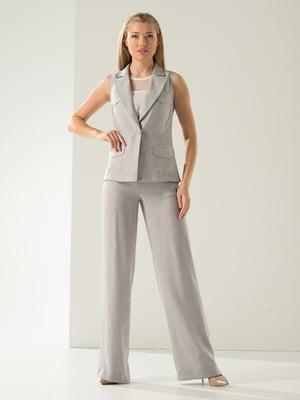 Костюм: жилет і штани | 4302427
