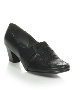 Туфлі чорні | 4910199