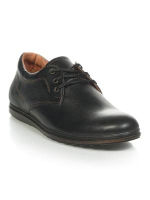 Туфлі чорні | 4910192