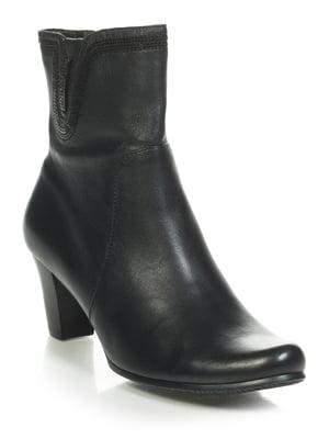 Ботинки черные | 4910196