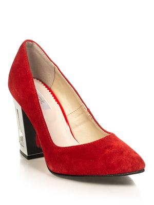 Туфли красные | 4913342