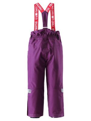 Брюки фиолетовые | 4856309