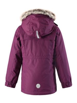 Куртка фіолетова | 4856323