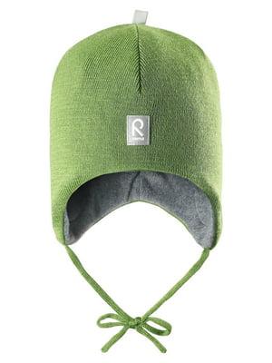 Шапка зеленая | 4856342
