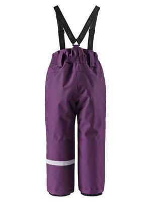Півкомбінезон темно-фіолетовий | 4856400