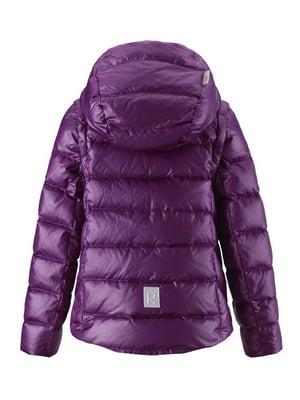 Куртка-жилет фиолетовая | 4856432
