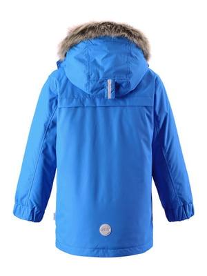Куртка синяя | 4856450