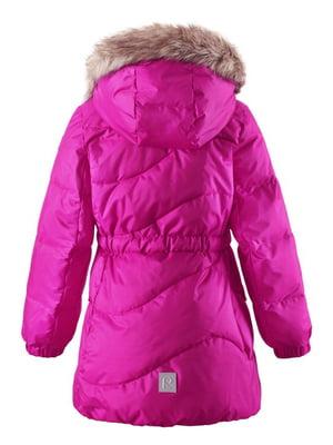 Куртка рожева | 4856454
