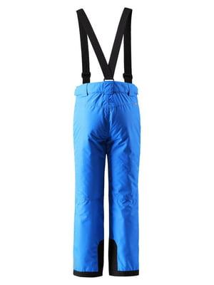 Півкомбінезон синій | 4856463