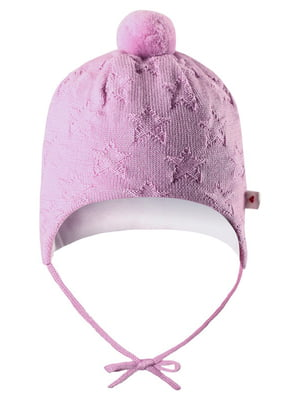 Шапка світло-рожева | 4856488