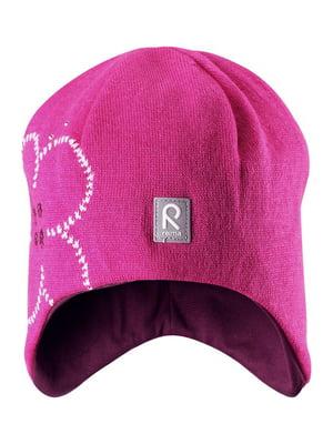Шапка розовая | 4856502