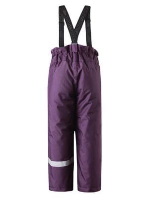 Півкомбінезон темно-фіолетовий | 4856523