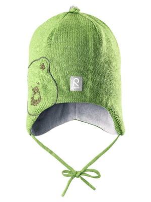 Шапка зелена | 4856558
