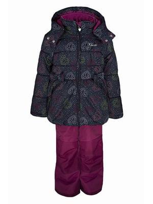 Комплект: куртка і напівкомбінезон | 4856582