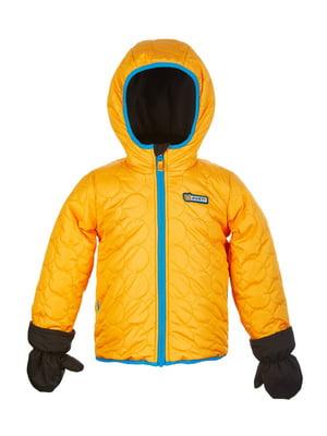 Комплект: куртка і рукавички | 4856584