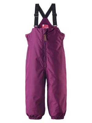 Півкомбінезон фіолетовий | 4856590