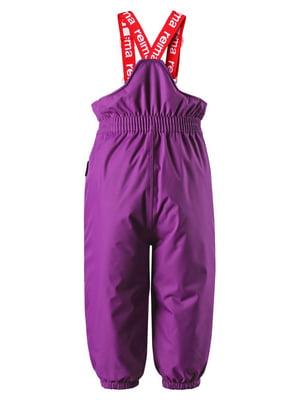 Полукомбинезон фиолетовый | 4856591