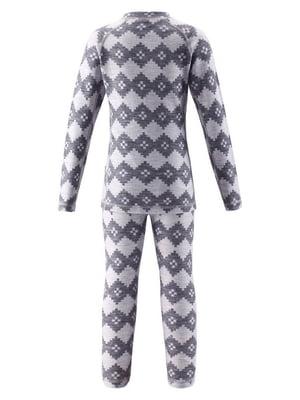Комплект термобелья: футболка и леггинсы | 4856637