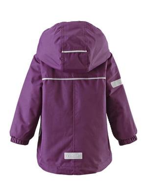 Куртка фиолетовая | 4856673