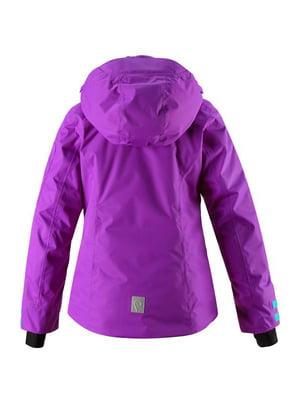Куртка фиолетовая | 4856686