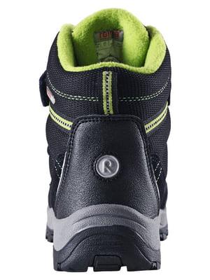 Ботинки черные | 4856749
