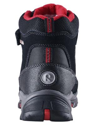 Ботинки черные | 4856753