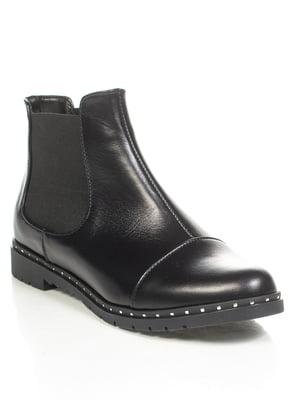 Ботинки черные | 4892089