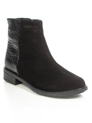 Ботинки черные | 4892123