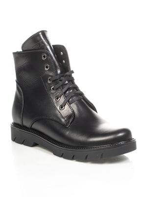 Ботинки черные | 4892096