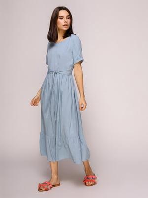 Сукня блакитна   4915526