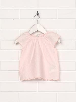 Блуза рожева | 4894357