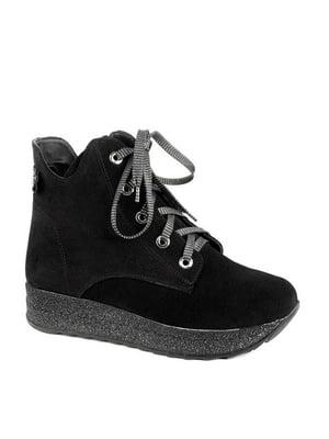 Ботинки черные | 4915989